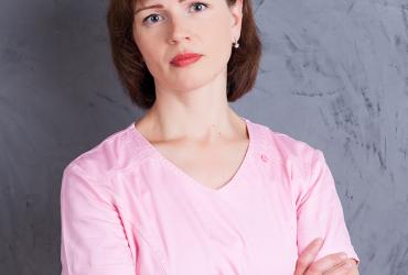 Антонова Анна Валентиновна